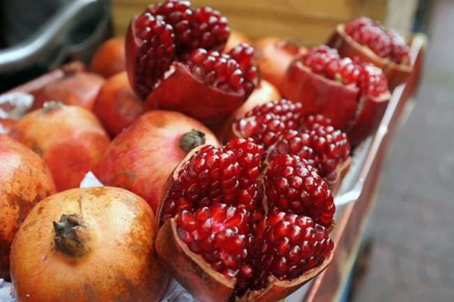 The Pomegranate Joy