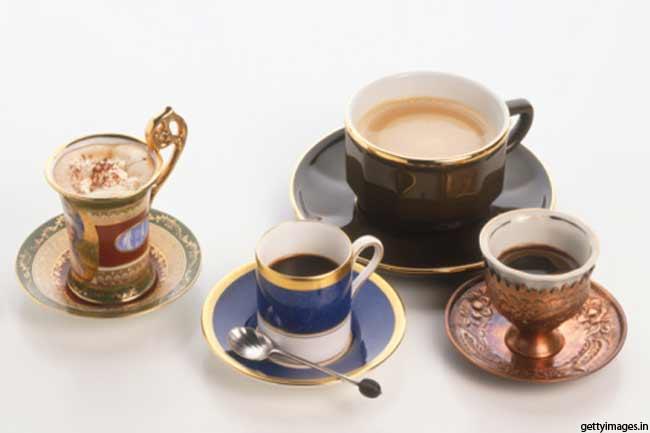 चाय और कॉफी