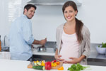 Eating Food for two could Make Pregnant Women Fat