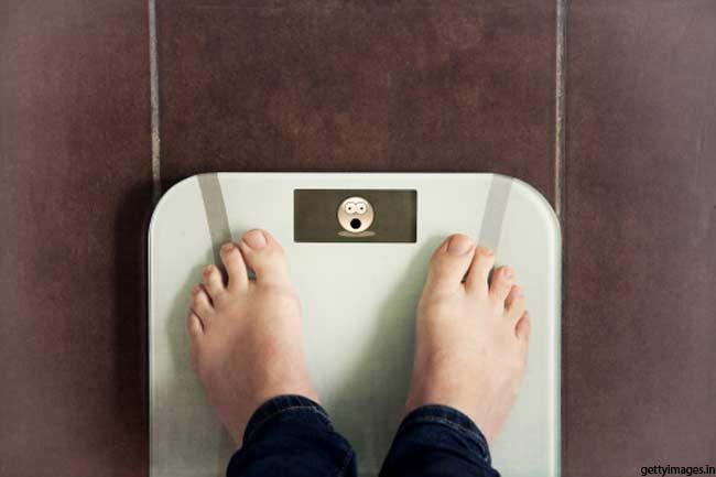 भूख का कम होना और वजन घटना