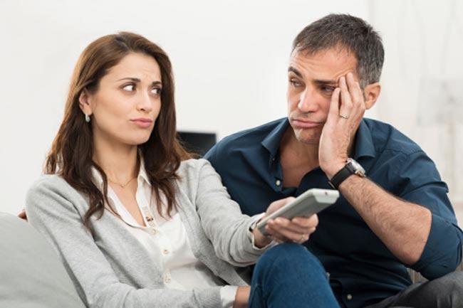 रिश्ते का अंधापन