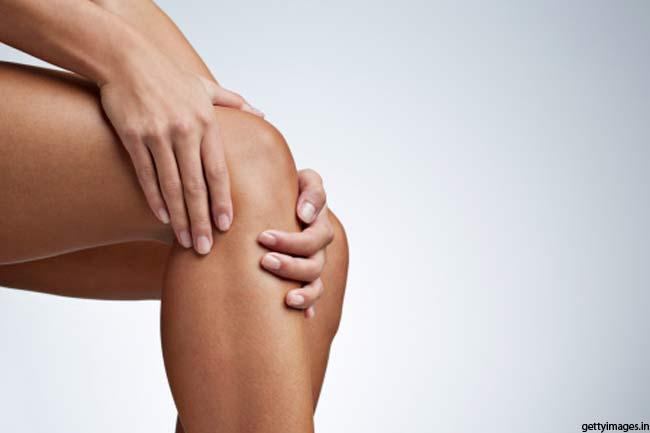 घुटनों में दर्द