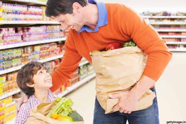 शॉपिंग में करें शामिल