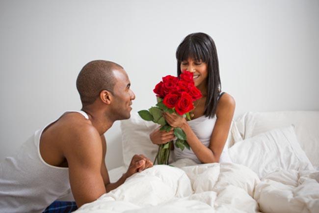 लड़ाई के बाद प्यार का अपना ही मजा है
