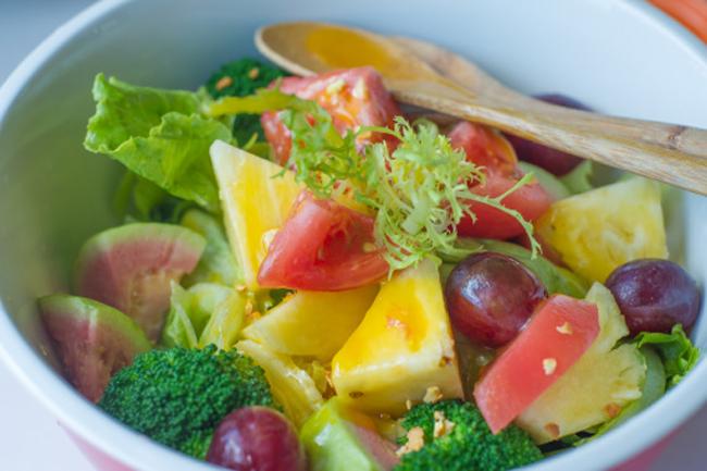 फलों और सब्जियों के बेस्ट पार्ट