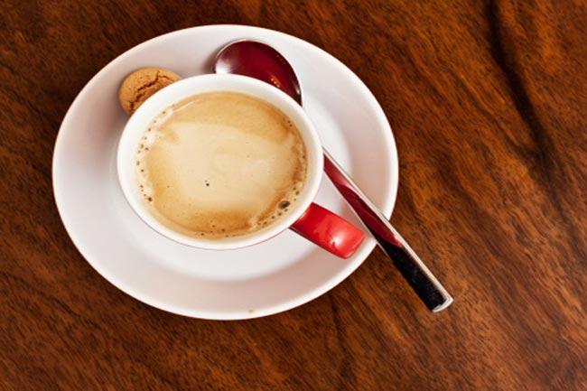 कैफीन करें नियंत्रित