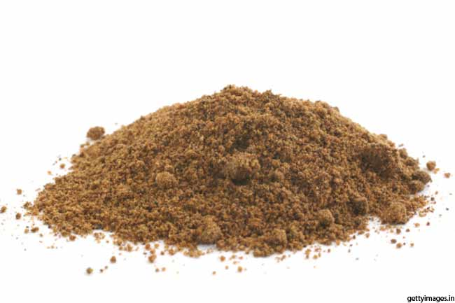 Nutmeg Powder and Cumin Seeds