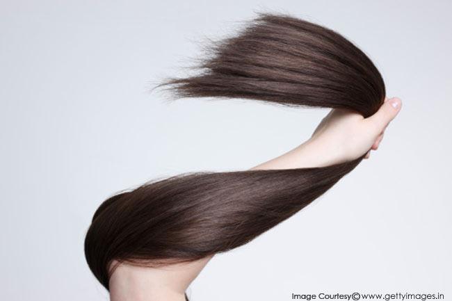 बालों को पोषण दें