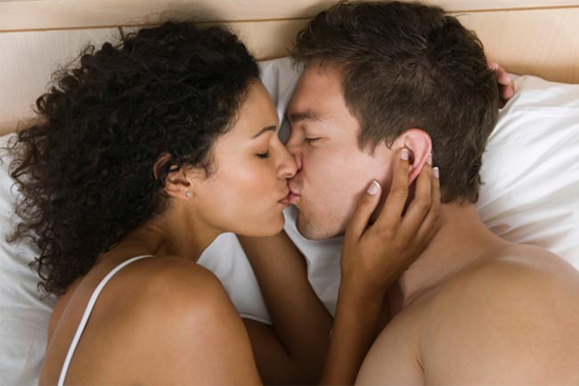 चुंबन का अभ्यास