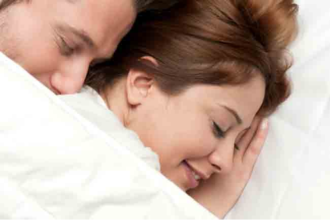 Cuddling is More than Intimacy