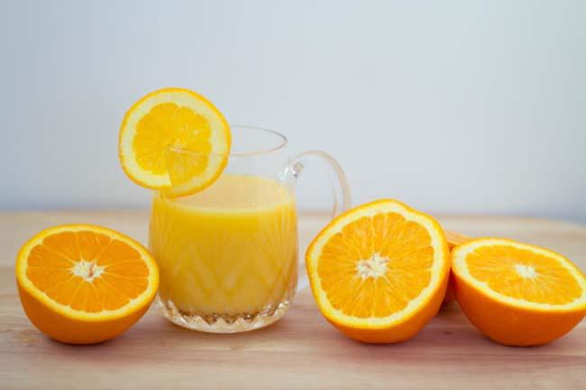 how to make diet orange juice