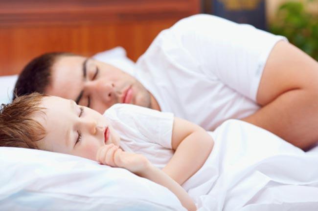 सोने और जागने का समय निर्धारण