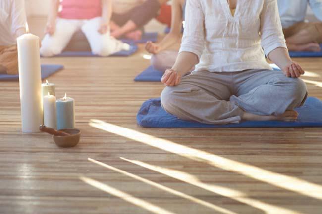 Treatment #2:Meditate