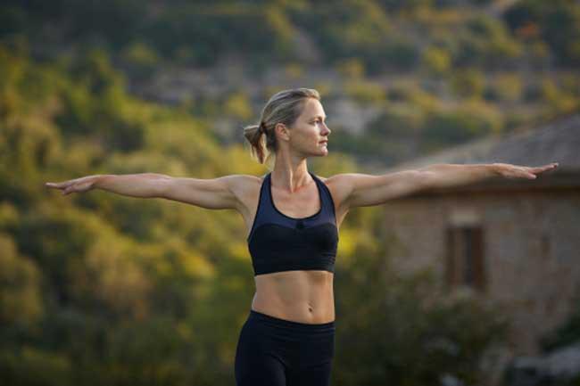 व्यायाम और योग
