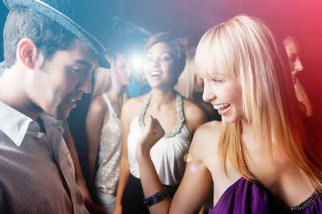 Go Clubbing with your Partner