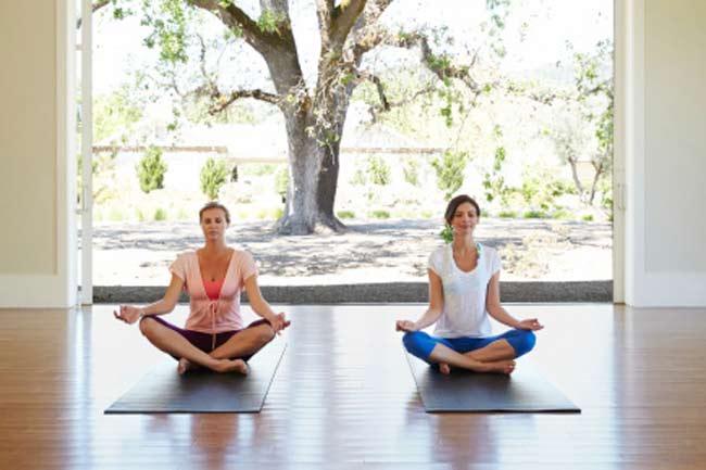 योग का अभ्यास