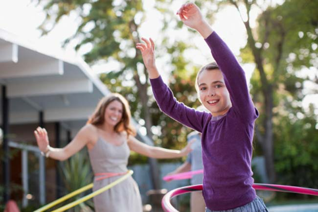 Master the Hula Hoop and Other Toys