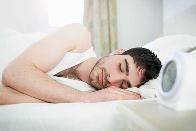 नींद अच्छी आती है