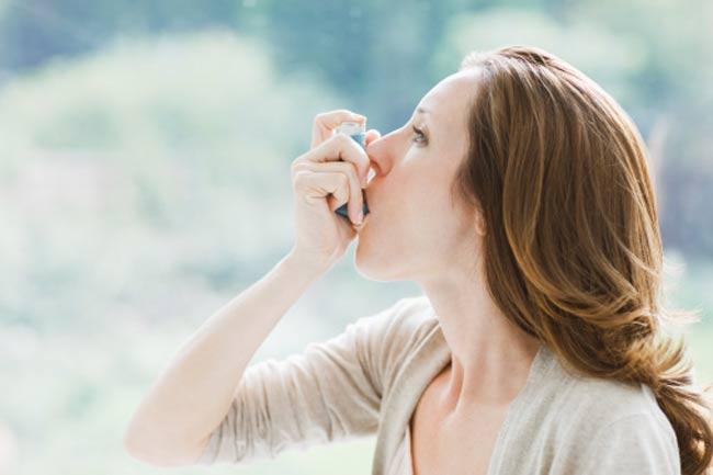 सांस संबंधित बीमारियों में फायदा