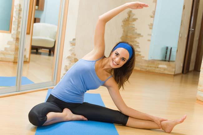 व्यायाम से शरीर बेहतर