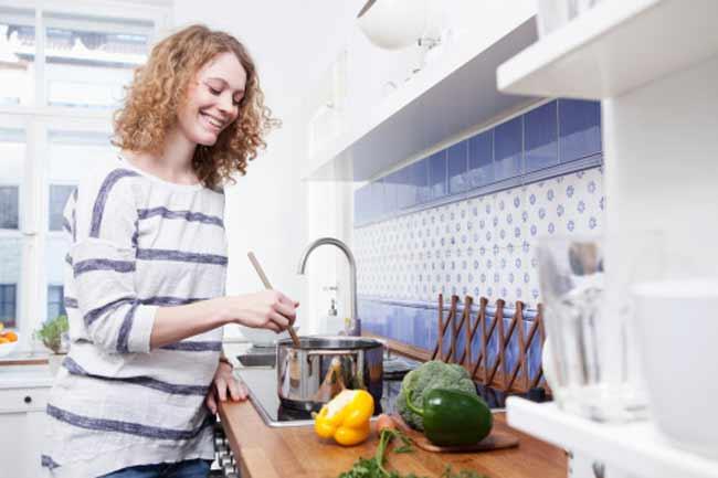 कैंसर की रोकथाम के लिए खाना पकाने का सही तरीका