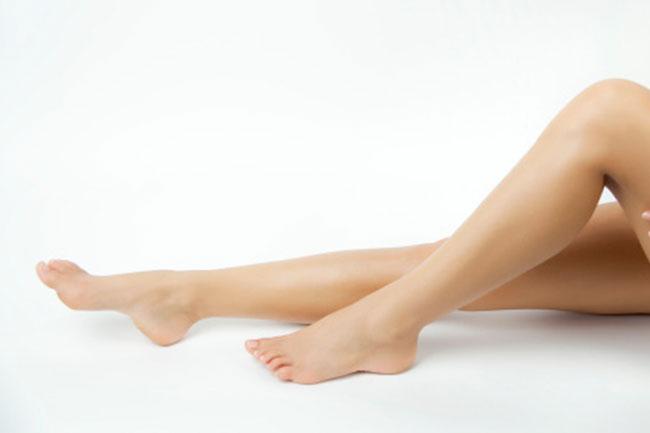 पैरों में तिल