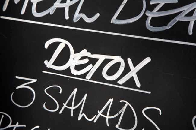 Detox Diet to Lose Weight