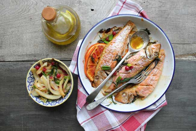 Top 10 foods high in omega 3 healthy eating for Fish only diet