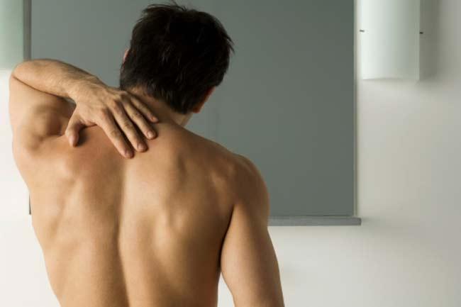 मांसपेशियों में दर्द