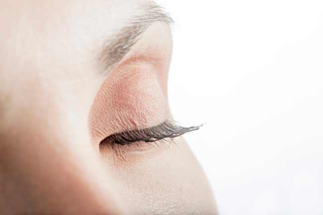 आंखों का व्यायाम
