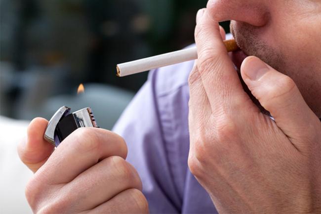 धूम्रपान एवं तम्बाकू सेवन