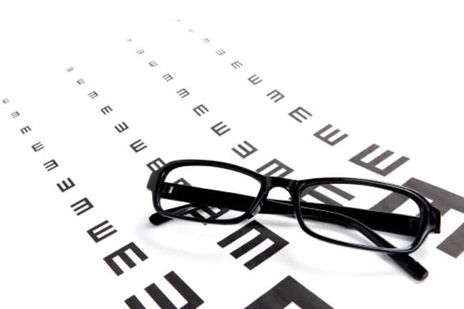 Keep an Eye Chart