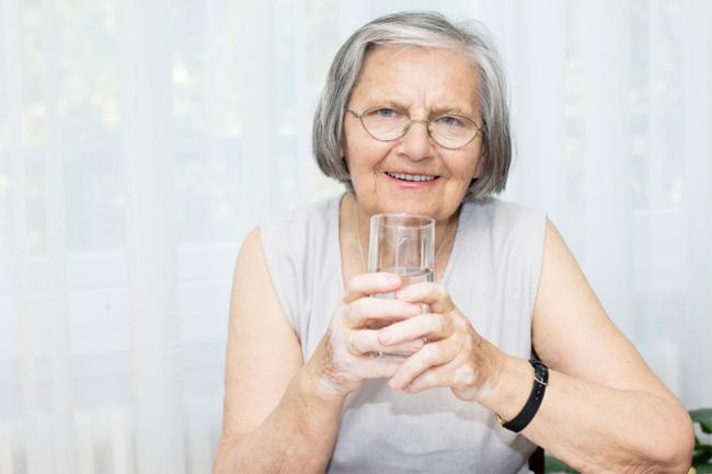 पानी कम पीना