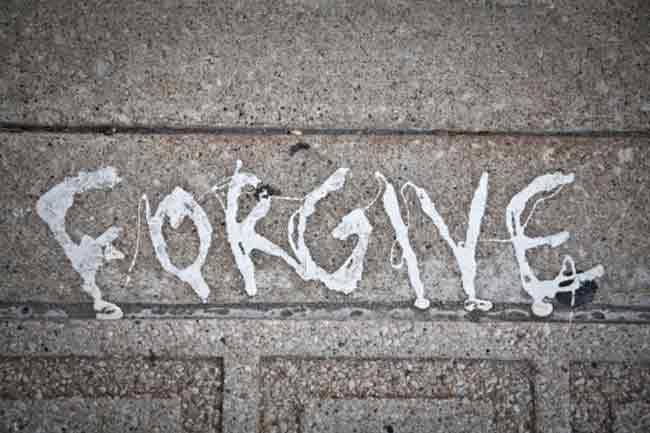 Forgiveness is an Art