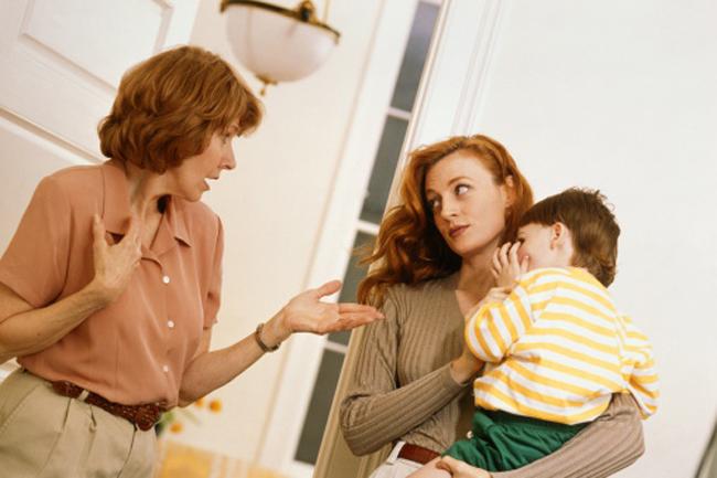 परिवार वालों से होने वाली बहस