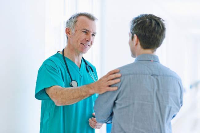 कदम नम्बर 1 : डॉक्टर से बात करें