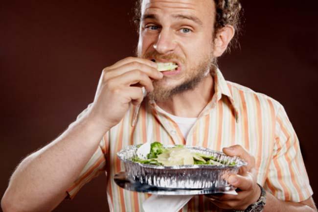 भूख से अधिक न खायें