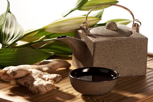 आयुर्वेद और अदरक की चाय