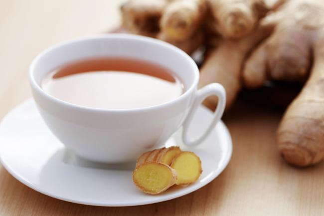 कमाल की अदरक चाय