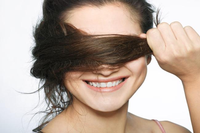 बालों को लेकर