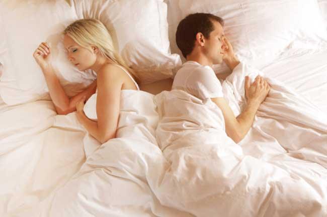 जब बेड करें शेयर