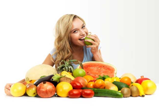 शाकाहार के फायदे