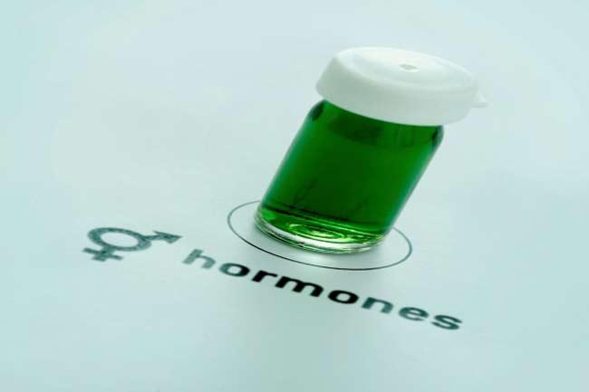 हार्मोन की जांच