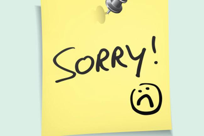 क्षमा मांगने के अलवा देना भी सीखें