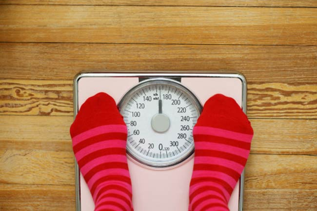 वजन की माप