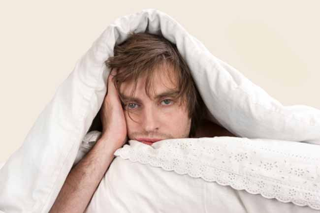 नींद पर असर