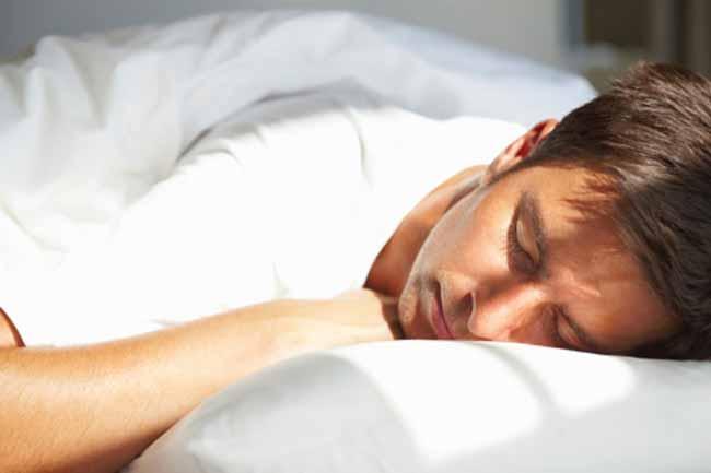 आराम से सोयें