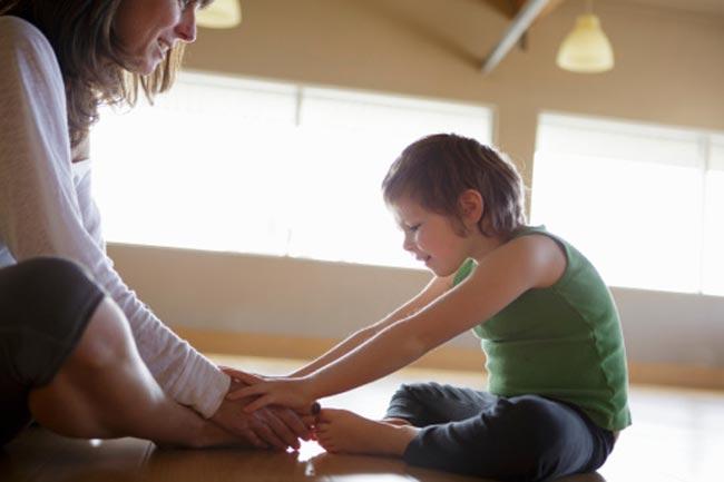 आराम और रिलेक्सेशन पर व्यायाम भी