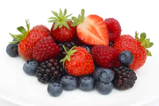 Berries for Ellagic Acid