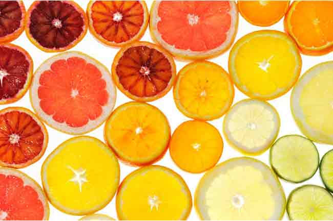 Citrus Fruits for Flavonoids